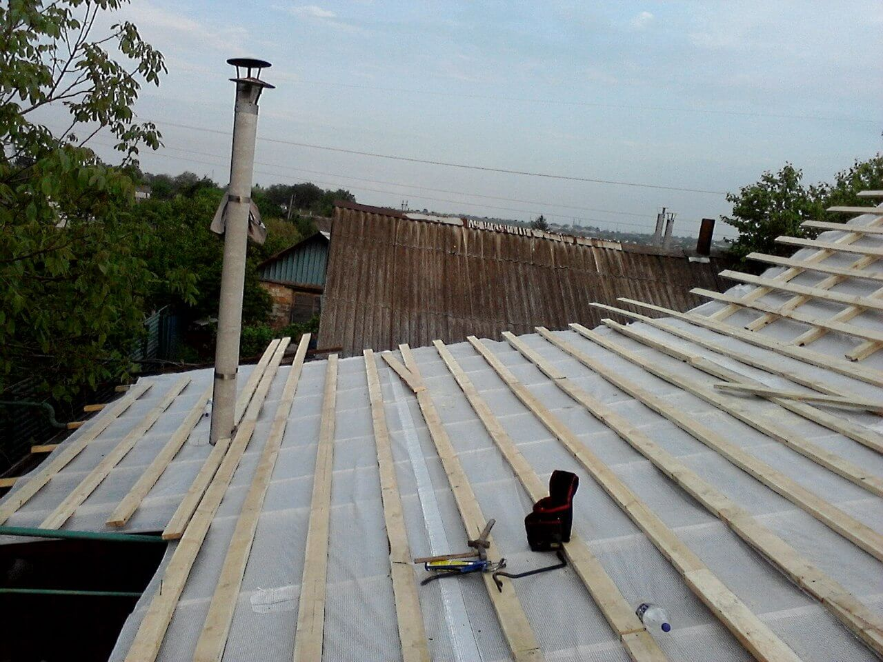 какого картинки перекрытия крыши наталья