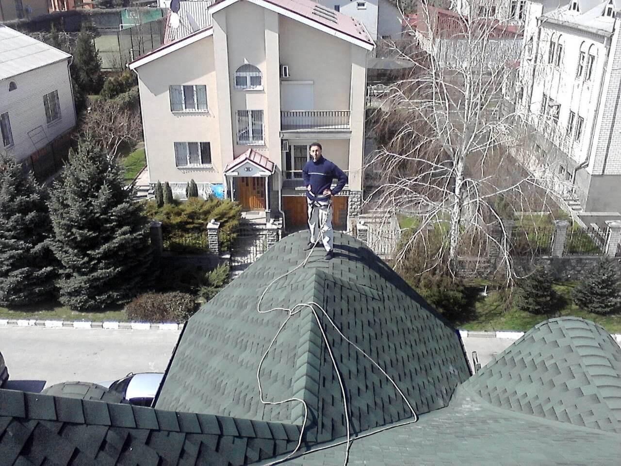 Ремонта крыши капитального