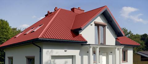 Монтаж кровли крыши из профнастила в Запорожье по низким ценам - кровельные работы