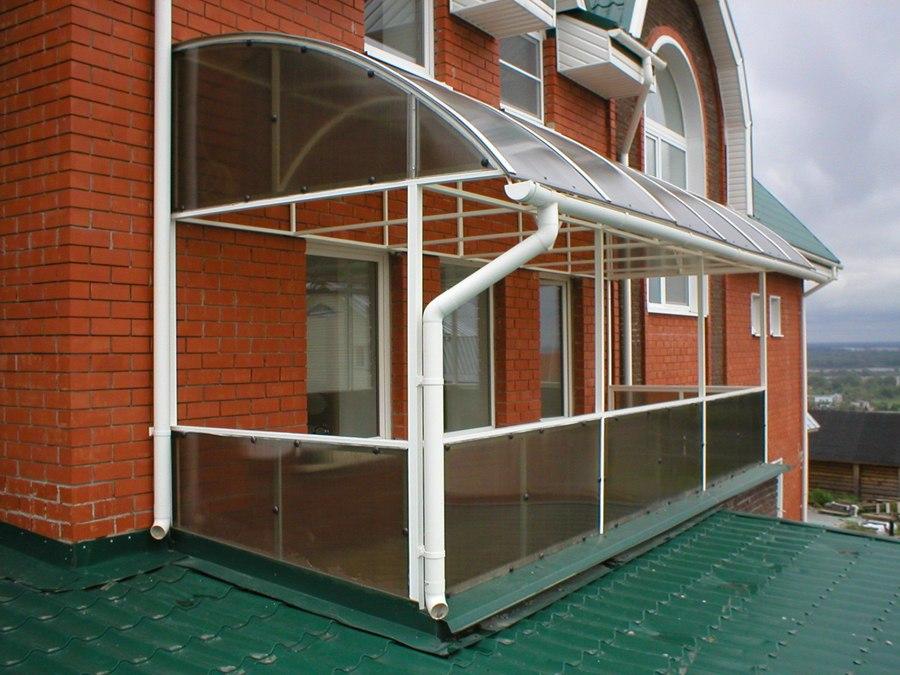 Навесы из поликарбоната в запорожье кровля крыши в запорожье.