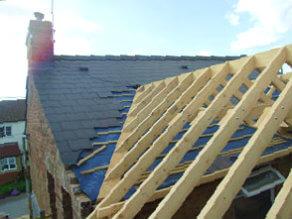 Реконструкция крыши и кровли дома в Запорожье по низким ценам