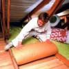 Утепление кровли крыши и чердака в Запорожье
