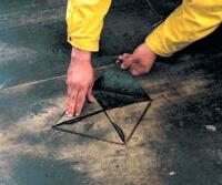 Ремонт мягкой плоской кровли крыши в Запорожье